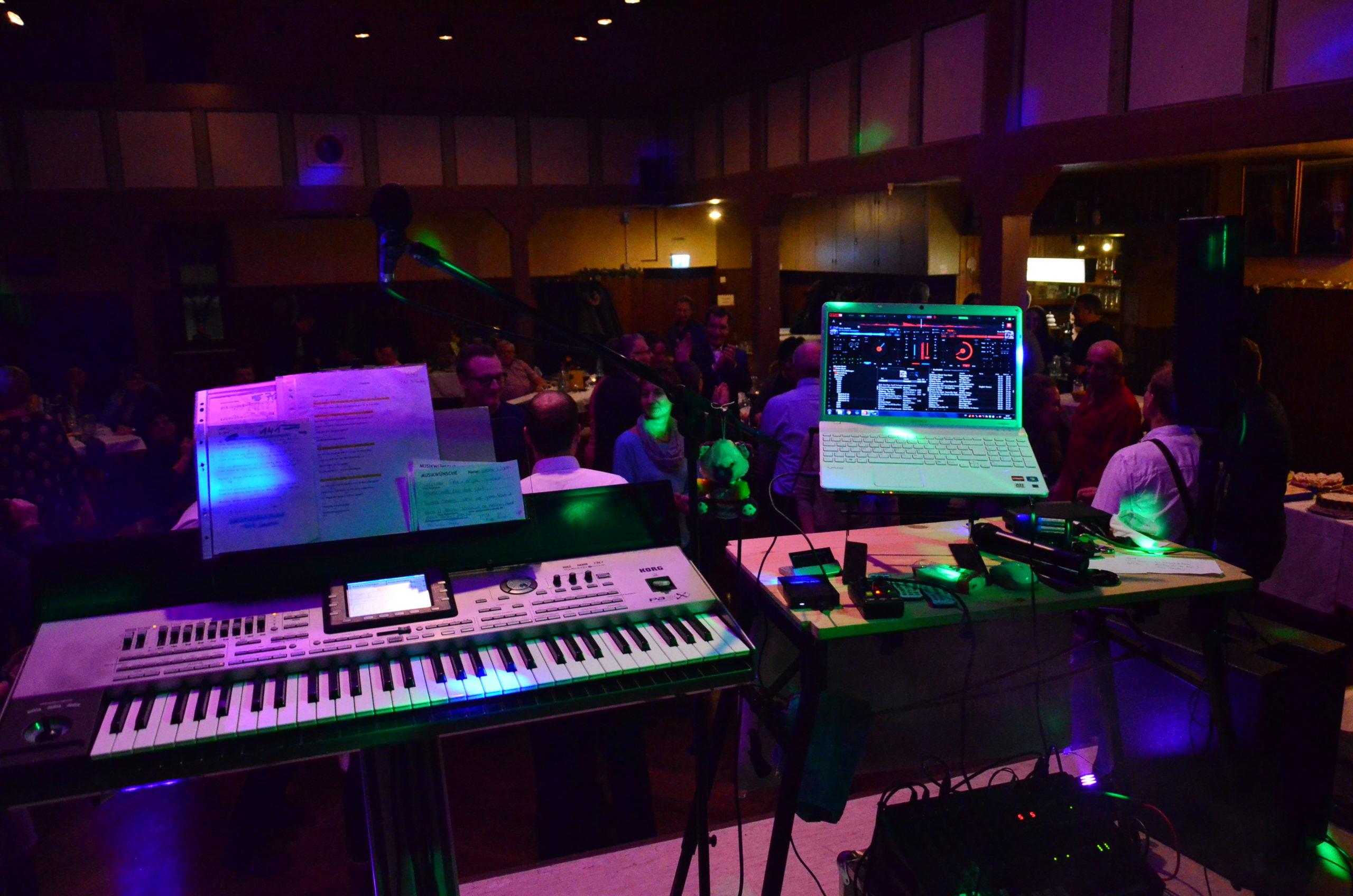 DJ und Partymusik in Coburg